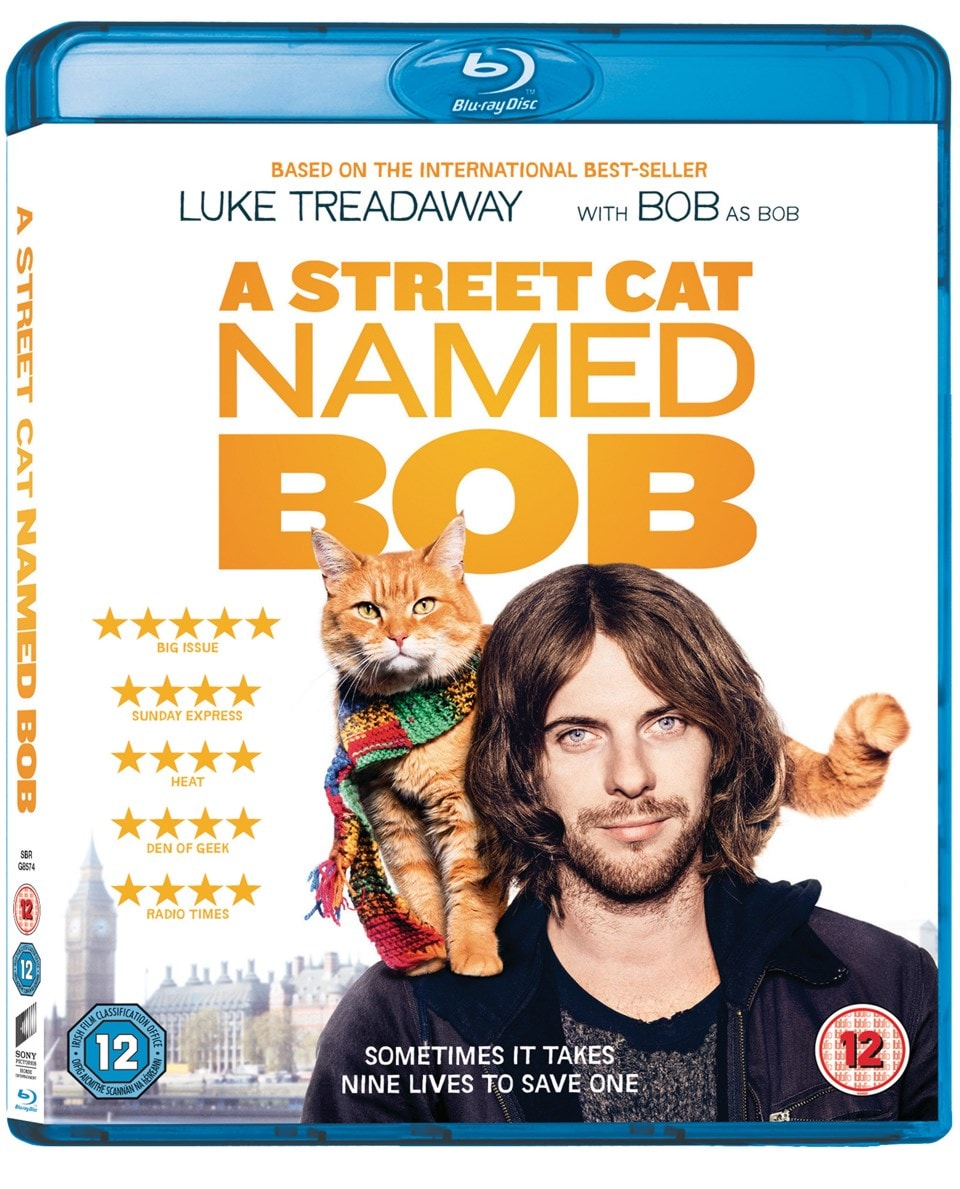 A Street Cat Named Bob - 2