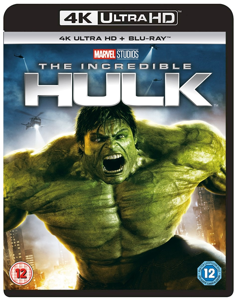 The Incredible Hulk - 1