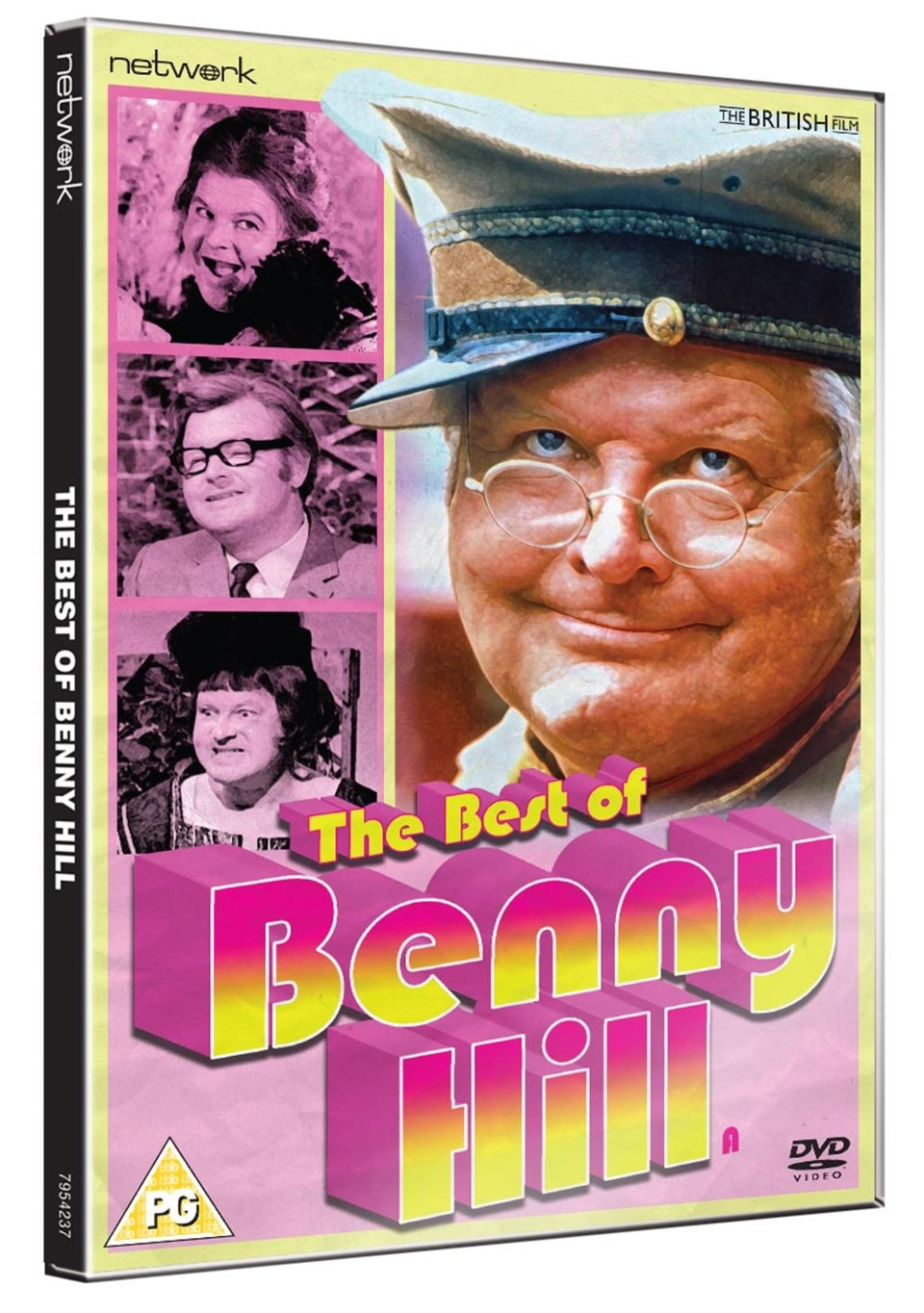 Benny Hill: The Best of Benny Hill - 2