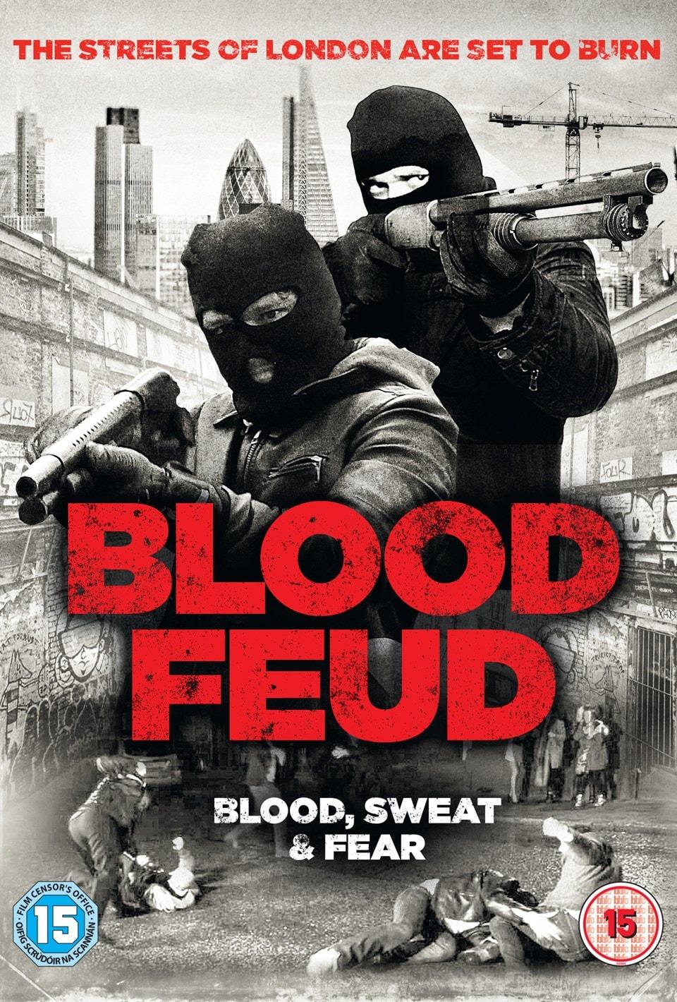 Blood Feud - 1