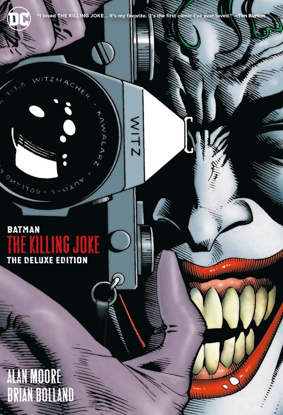 Batman: Killing Joke (DC Black Label) - 1