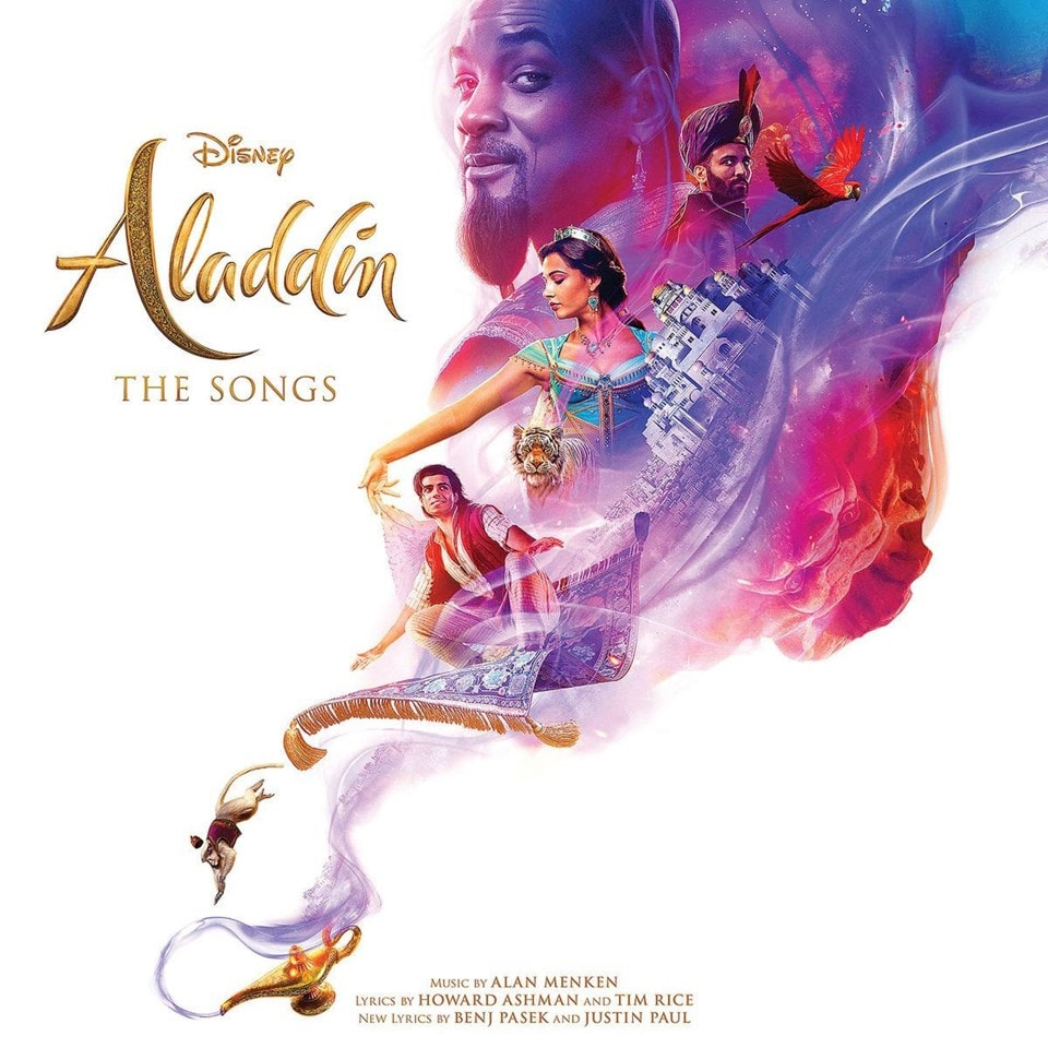 Aladdin: The Songs - 1