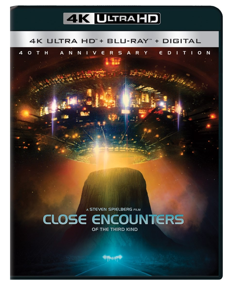 Close Encounters of the Third Kind - 3