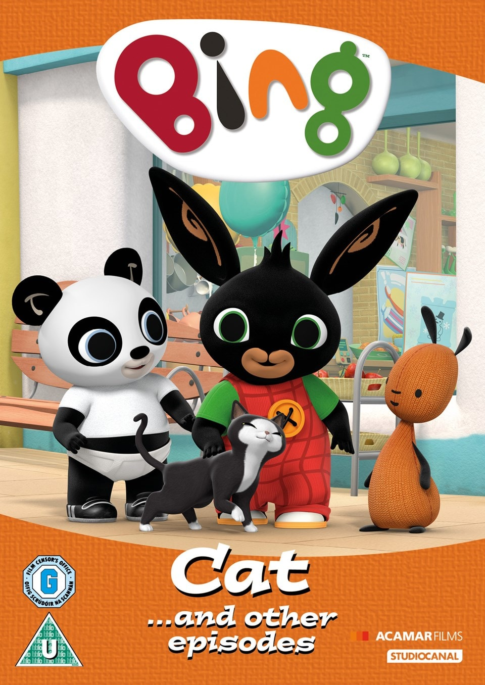 Bing: Cat... And Other Episodes - 1