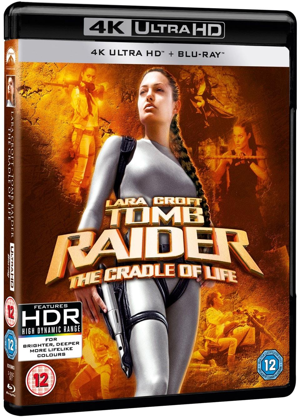Lara Croft - Tomb Raider: The Cradle of Life - 2