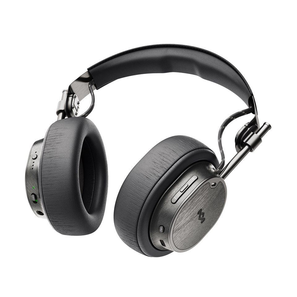 House Of Marley Exodus Bluetooth Active Noise Cancelling Headphones - 2