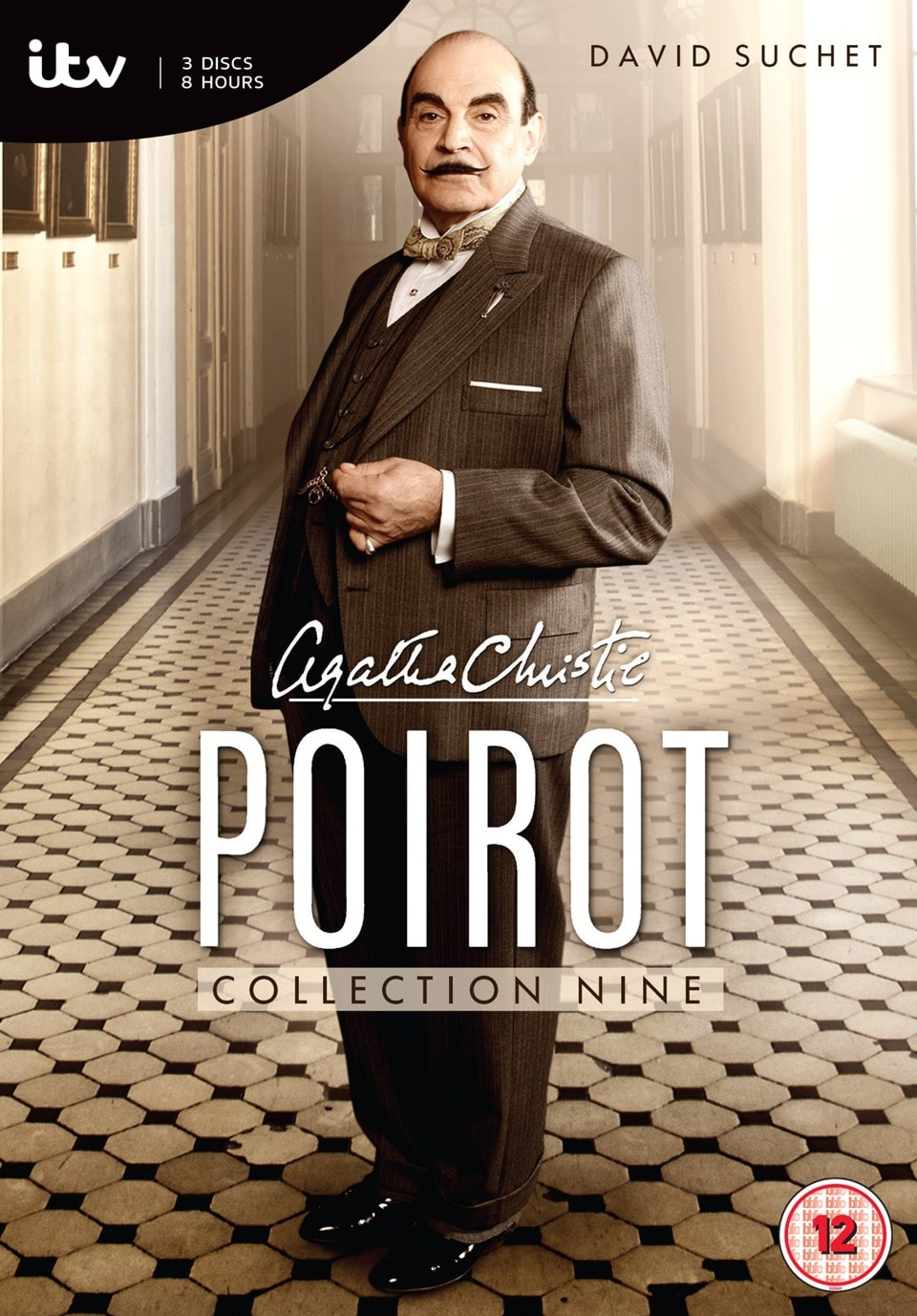 Agatha Christie's Poirot: The Collection 9 - 1