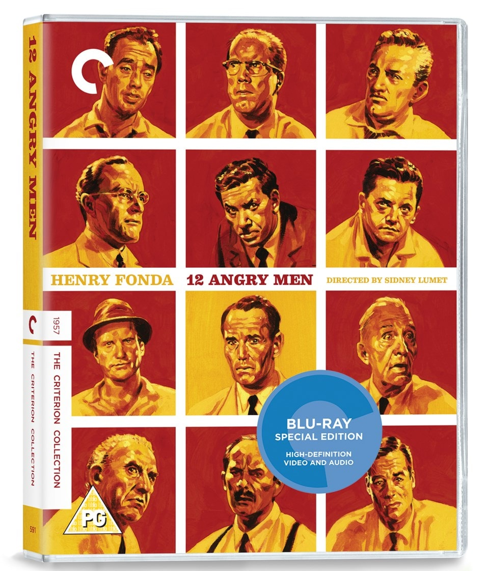 12 Angry Men - The Criterion Collection - 2