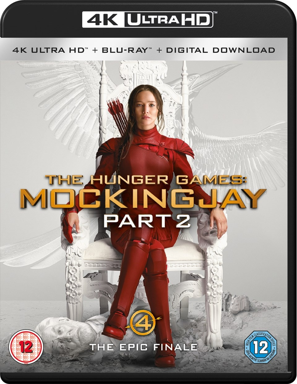 The Hunger Games: Mockingjay - Part 2 - 1