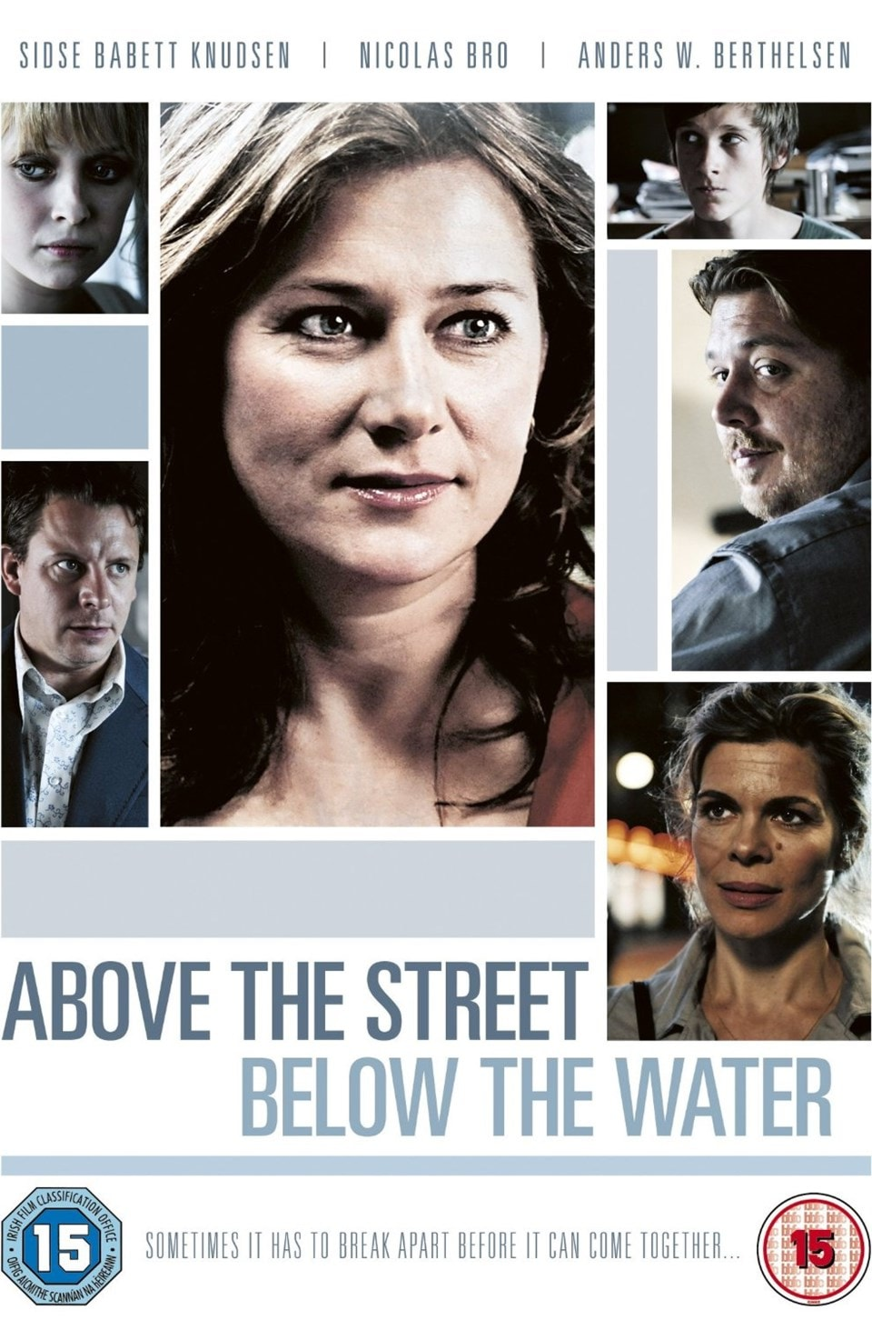 Above the Street, Below the Water - 1