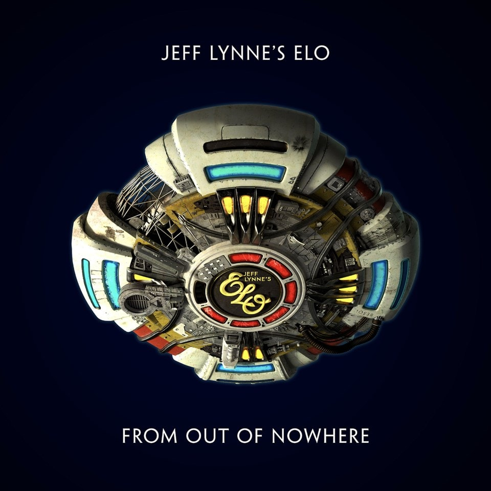 From Out of Nowhere - Limited Edition Coloured Vinyl - 1