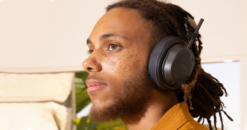 House Of Marley Exodus Bluetooth Active Noise Cancelling Headphones - 4