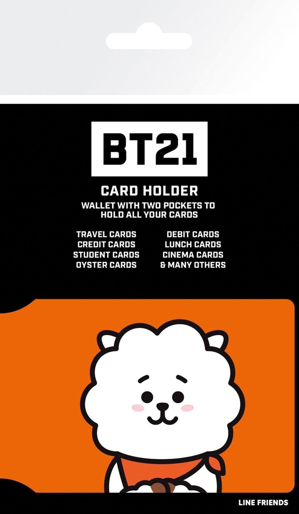 Card Holder BT21: RJ - 1