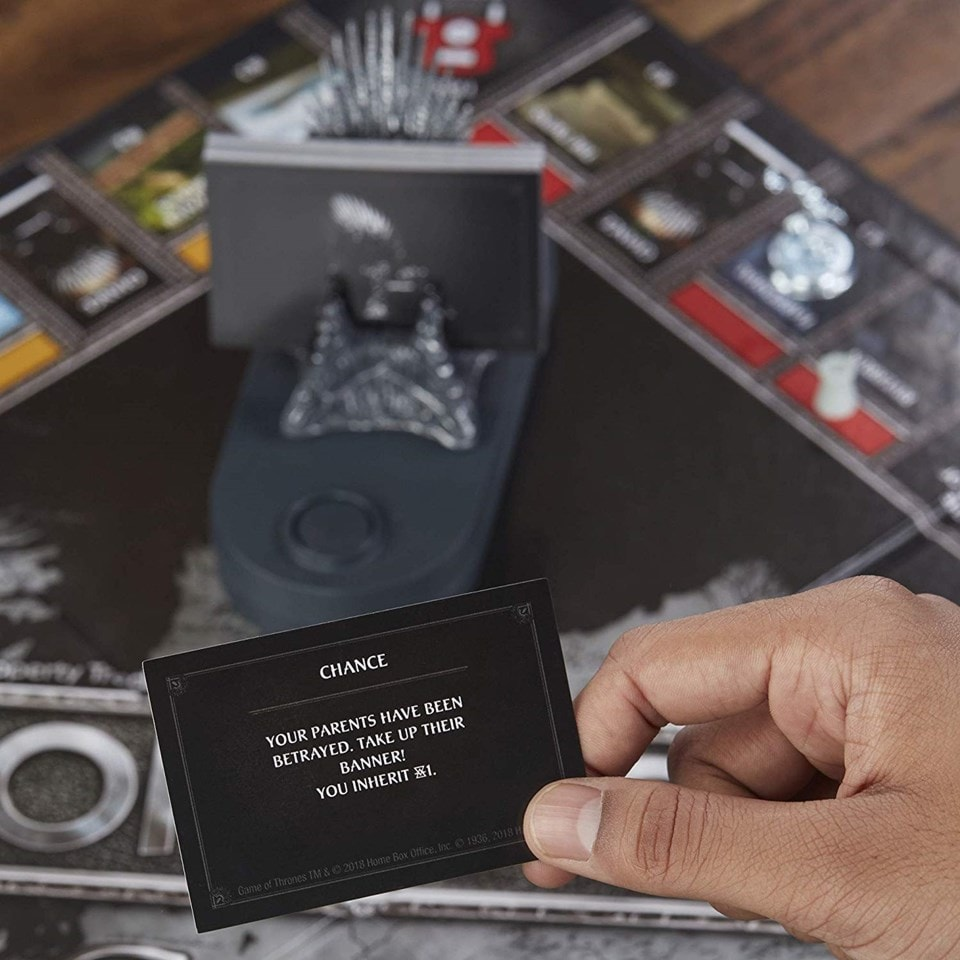 Monopoly: Game Of Thrones - 4