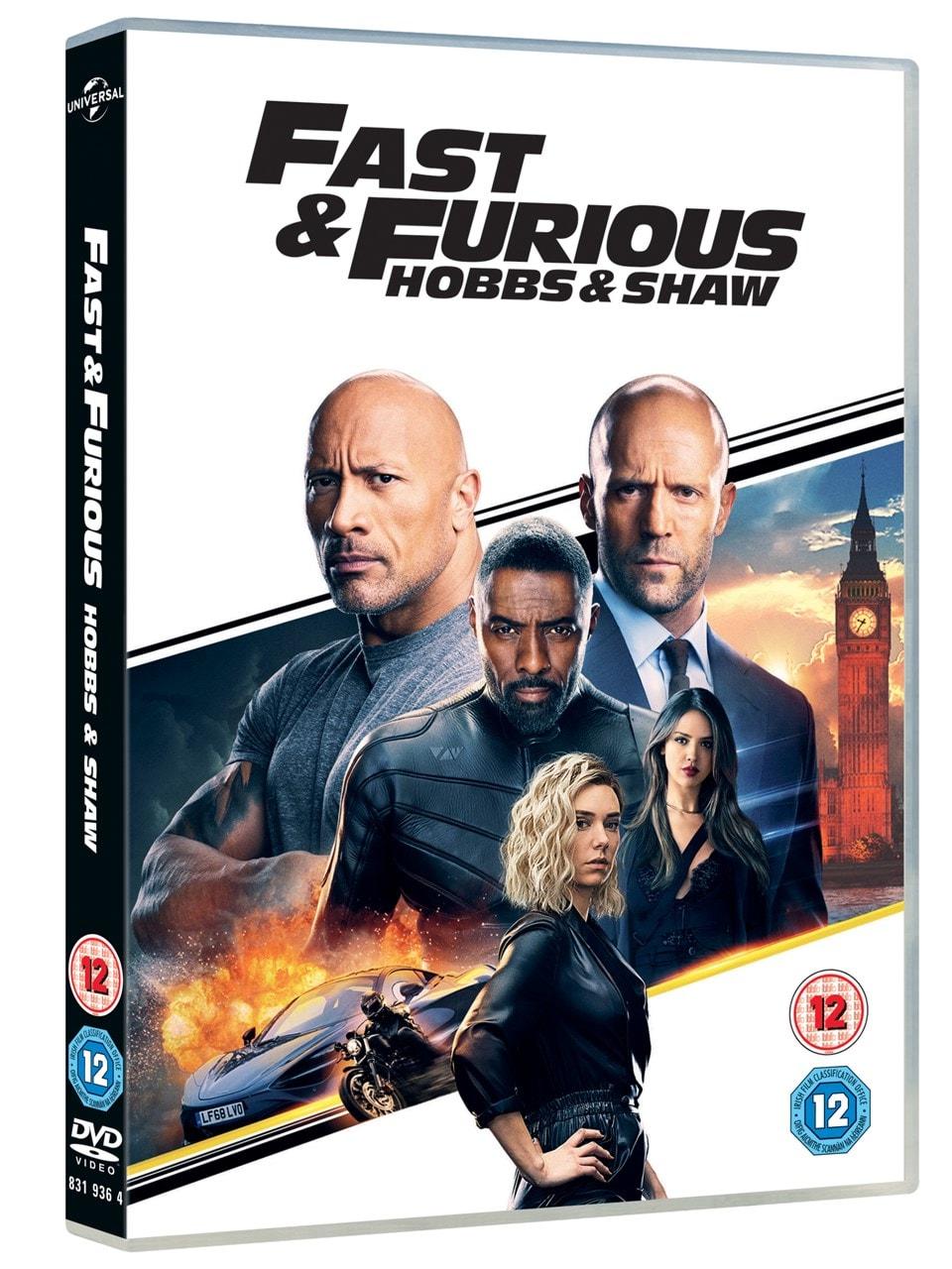Fast & Furious Presents: Hobbs & Shaw - 2