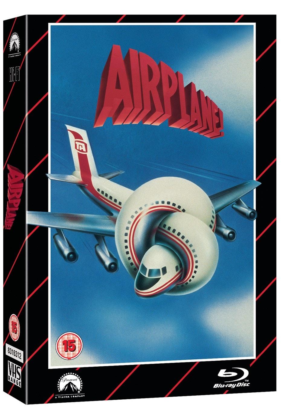 Airplane! - VHS Range (hmv Exclusive) - 2
