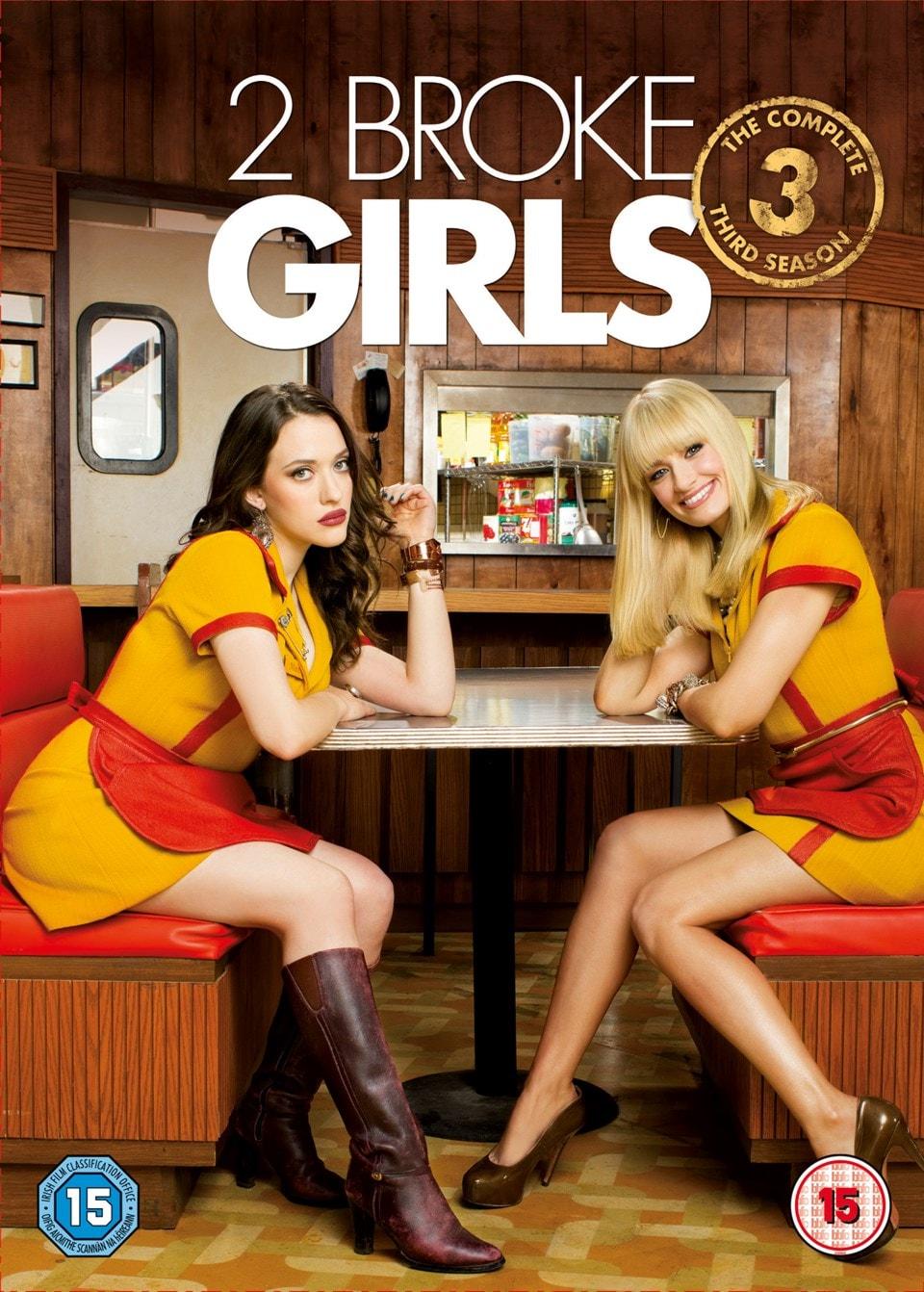 2 Broke Girls: The Complete Third Season - 1
