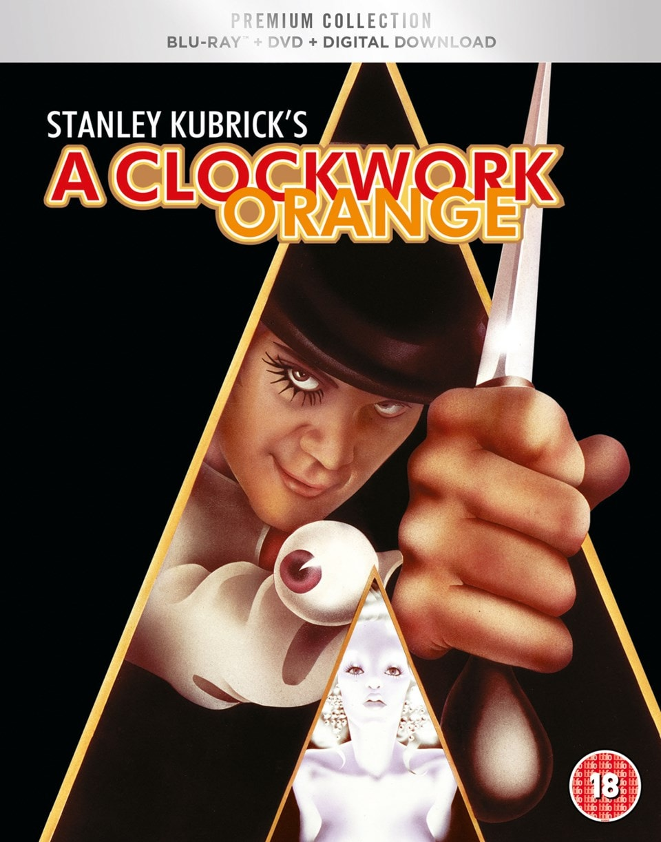 A Clockwork Orange (hmv Exclusive) - The Premium Collection - 1