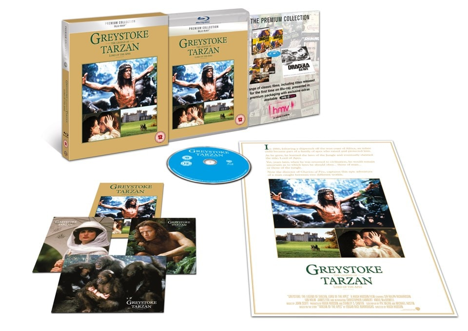 Greystoke - The Legend of Tarzan (hmv Exclusive) - The Premium Collection - 3