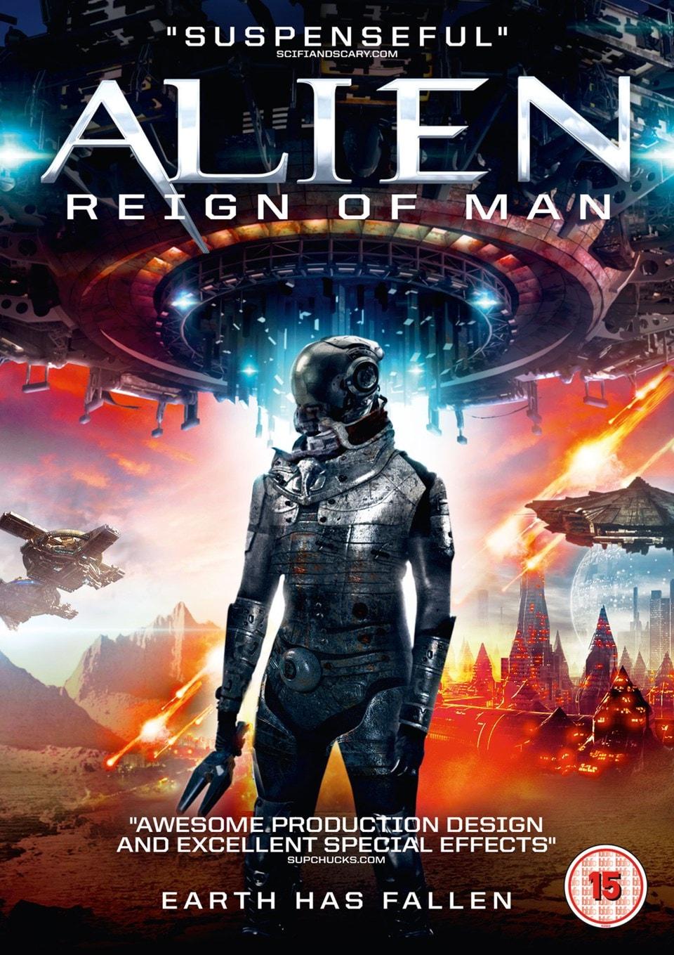 Alien - Reign of Man - 1