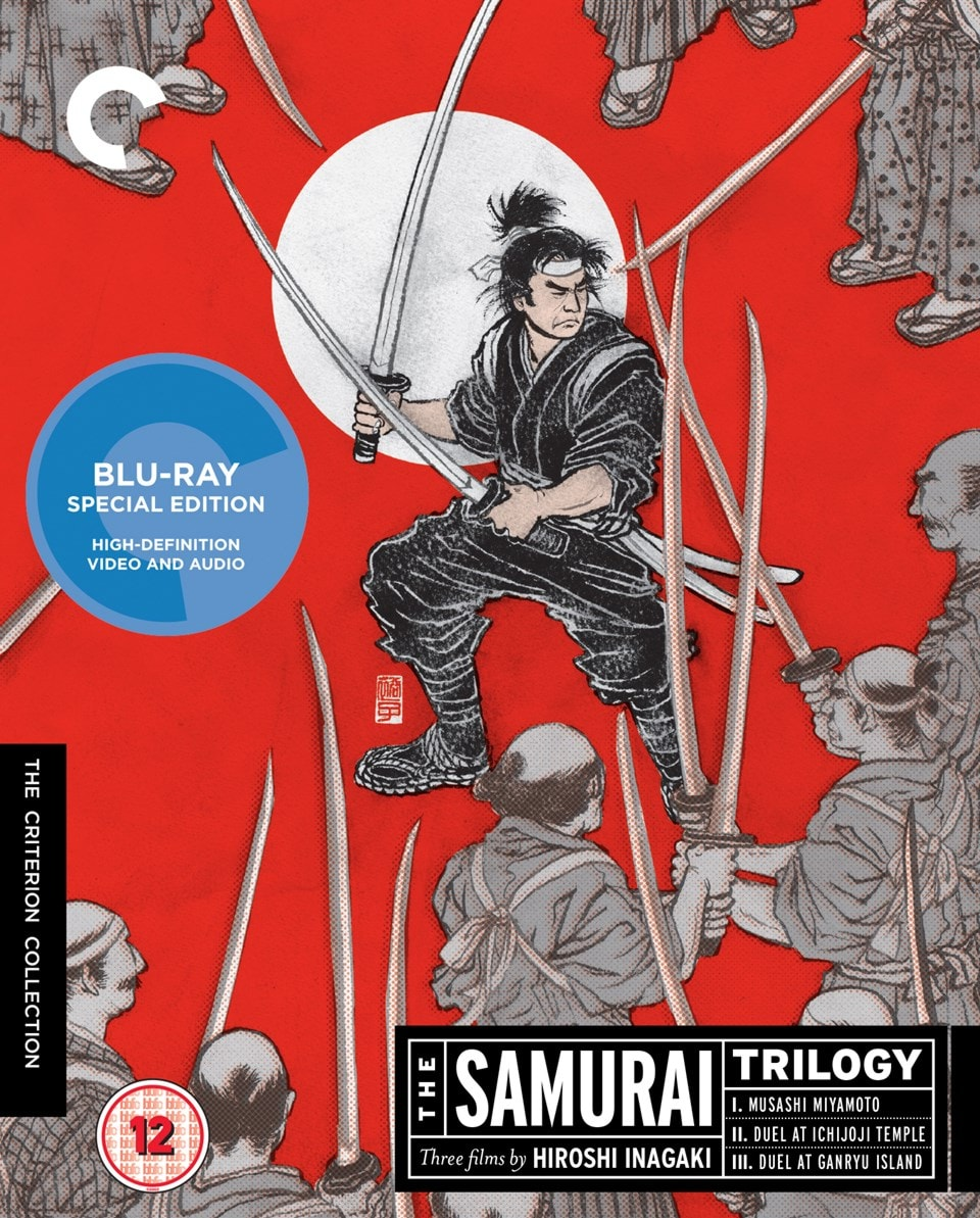 The Samurai Trilogy - The Criterion Collection - 1