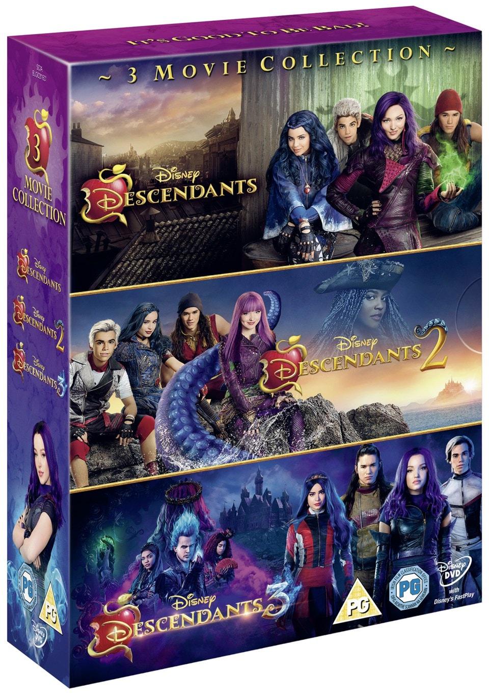 Descendants: 3-movie Collection - 2