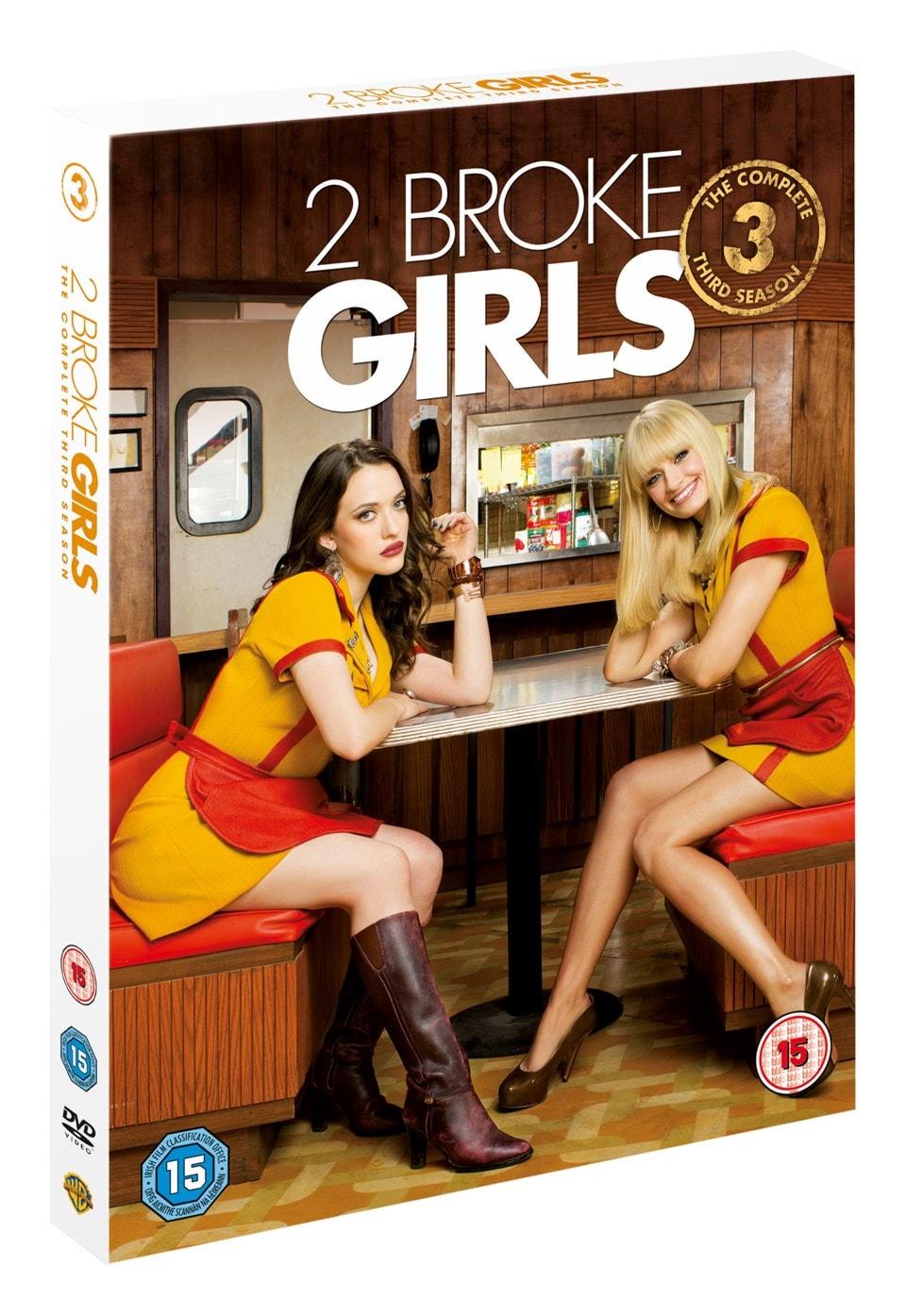 2 Broke Girls: The Complete Third Season - 2