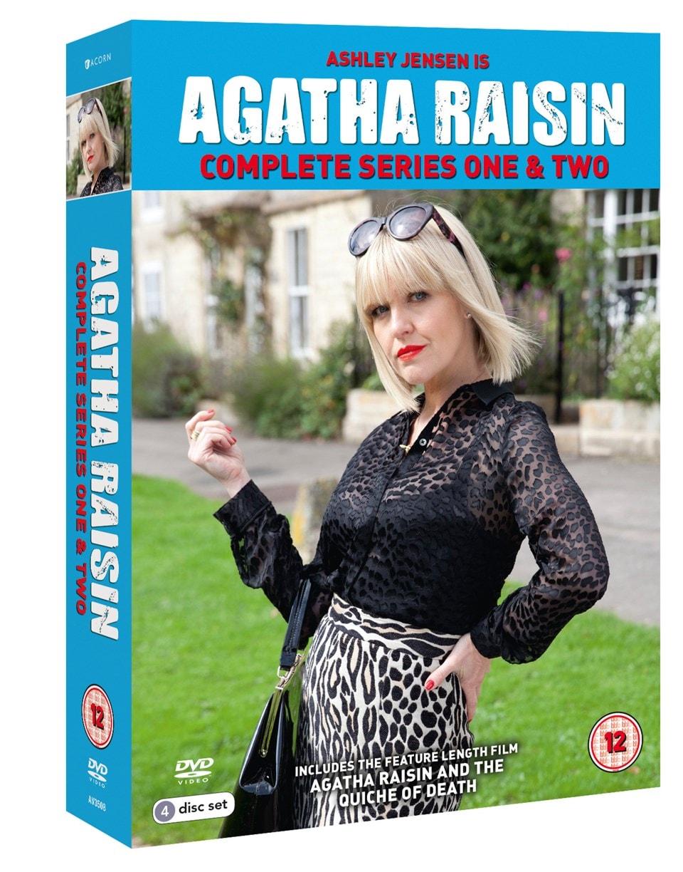 Agatha Raisin: Complete Series One & Two - 2