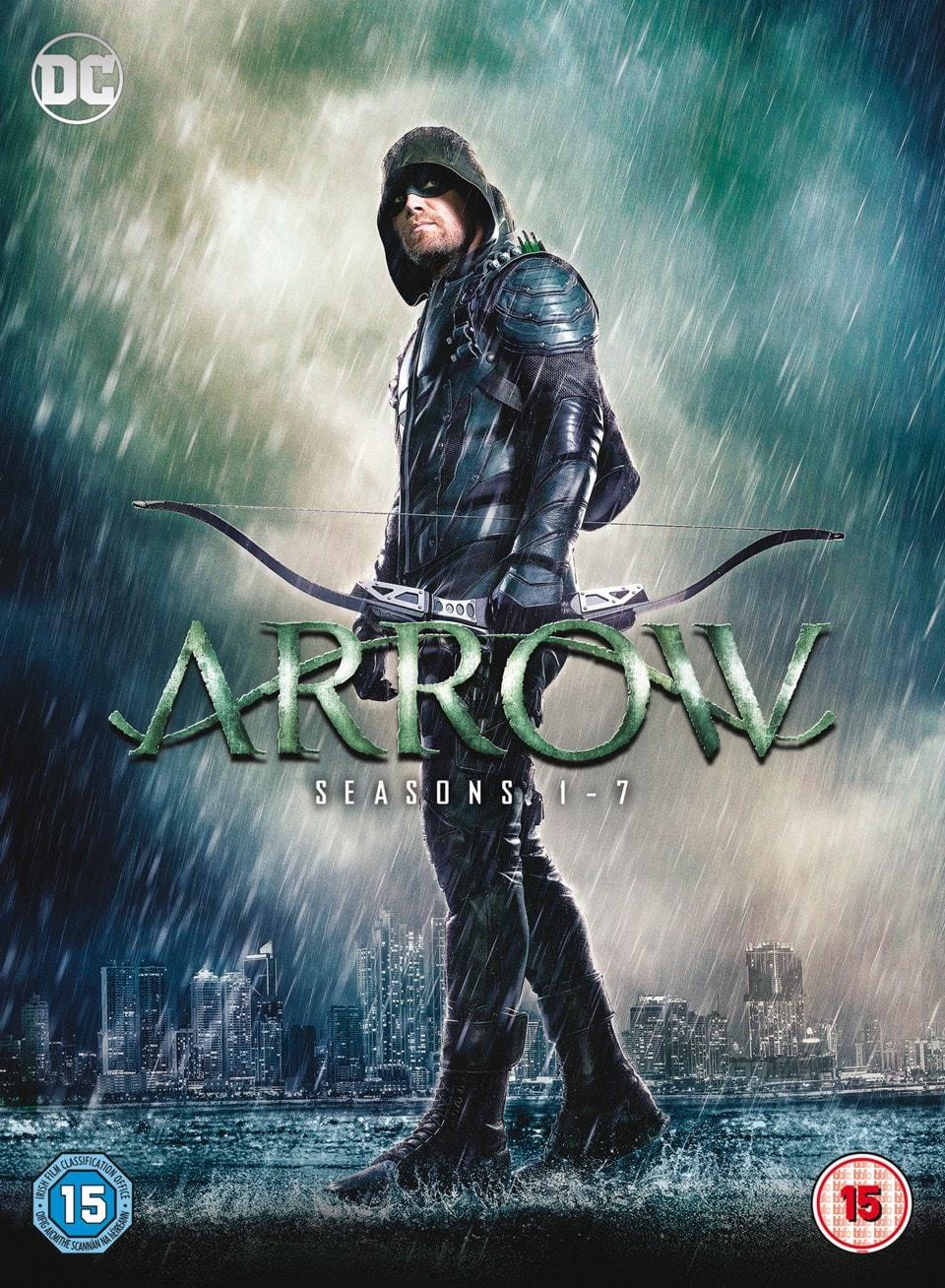Arrow: Seasons 1-7 - 1