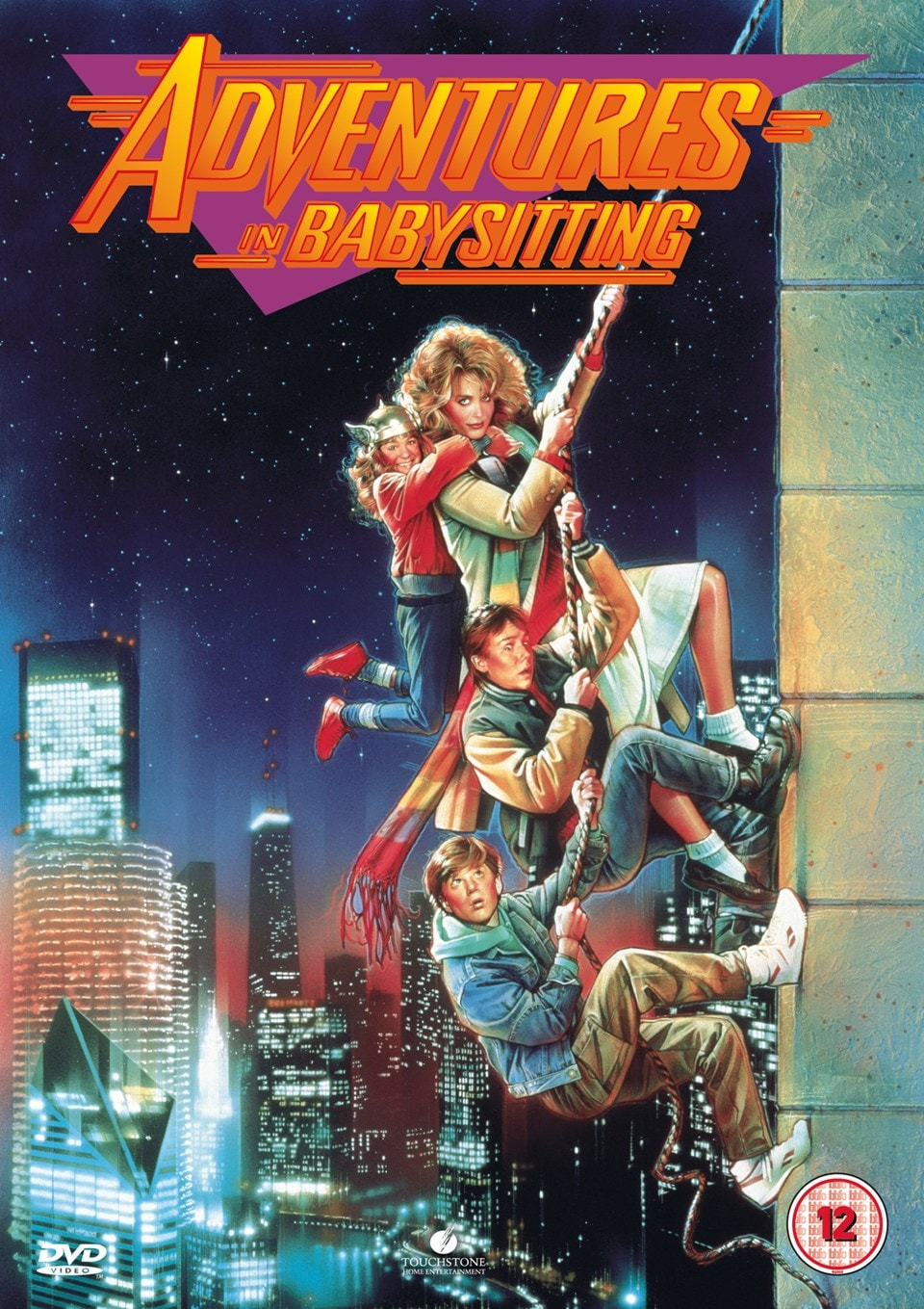 Adventures in Babysitting - 1