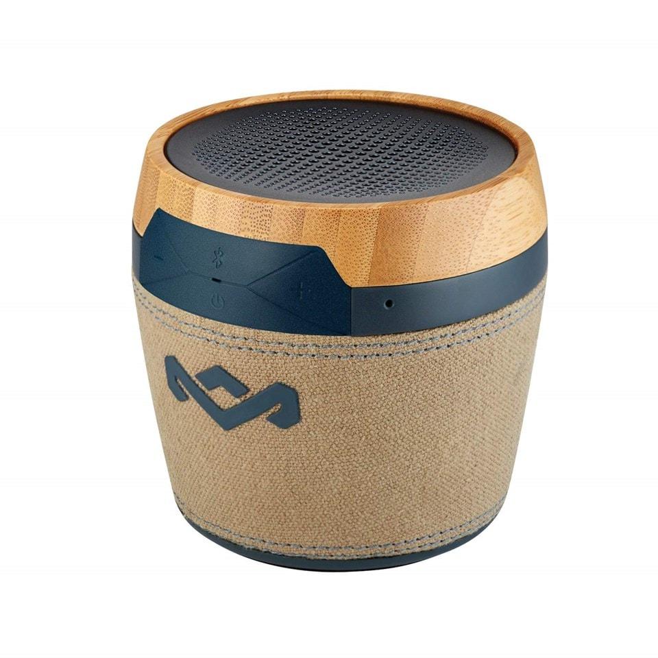 House Of Marley Chant Mini Navy Bluetooth Speaker - 2