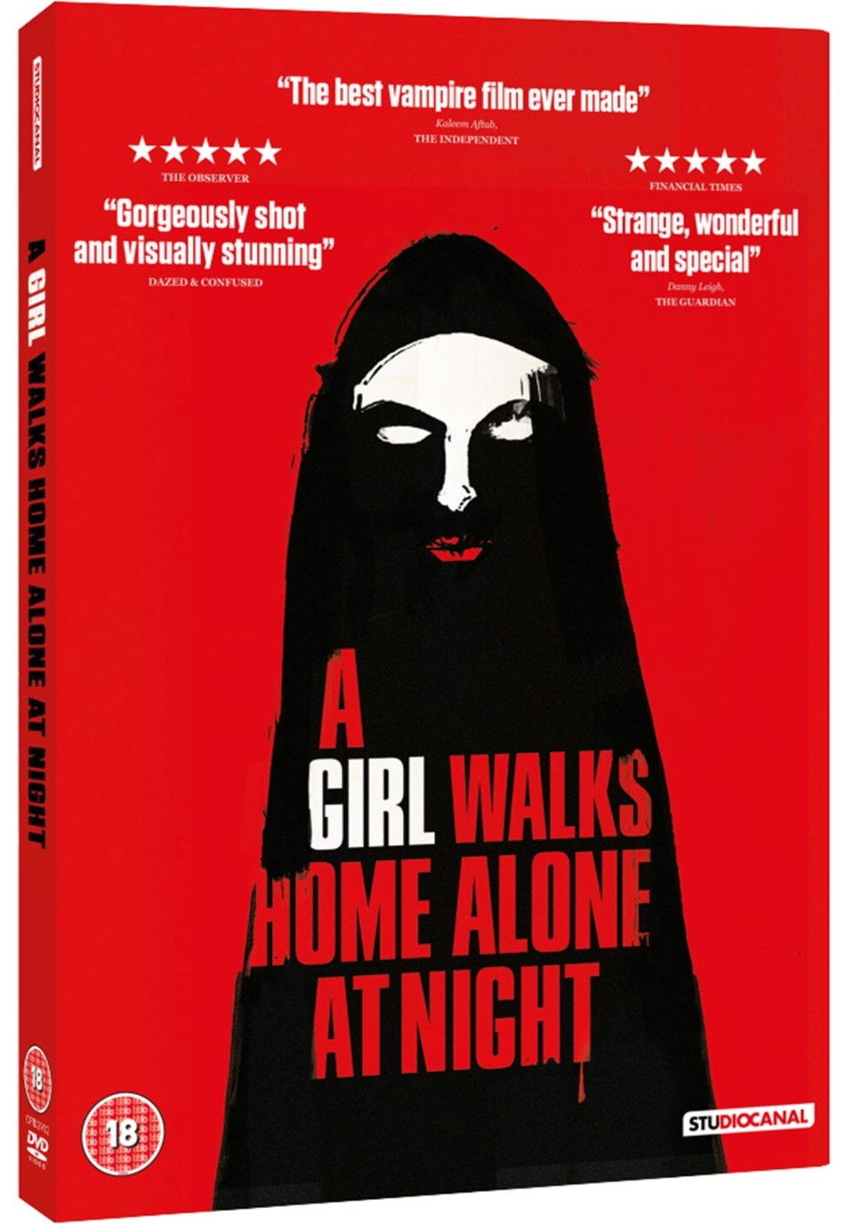 A Girl Walks Home Alone at Night - 2