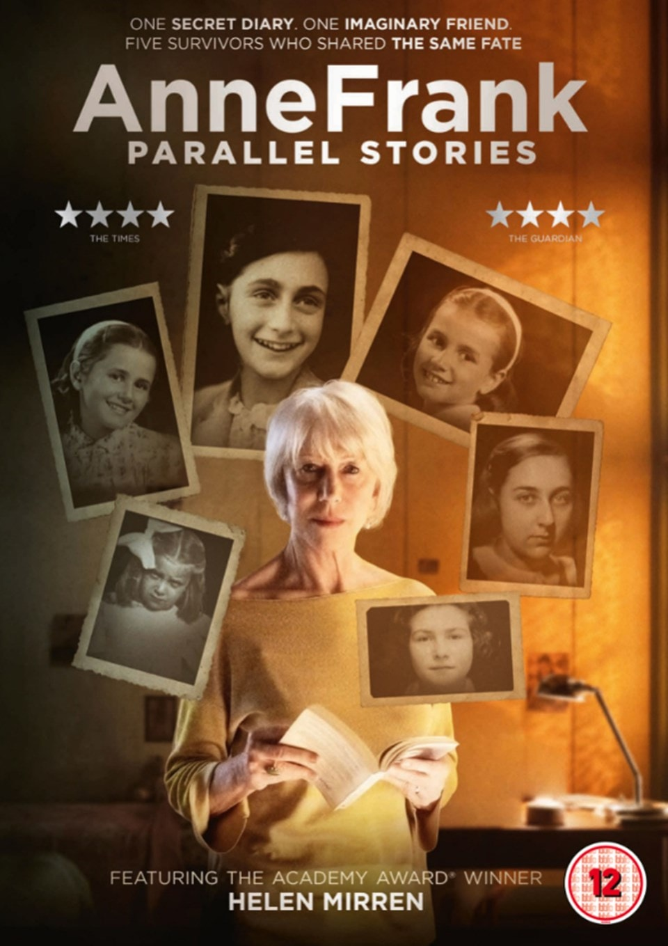 #AnneFrank - Parallel Stories - 1