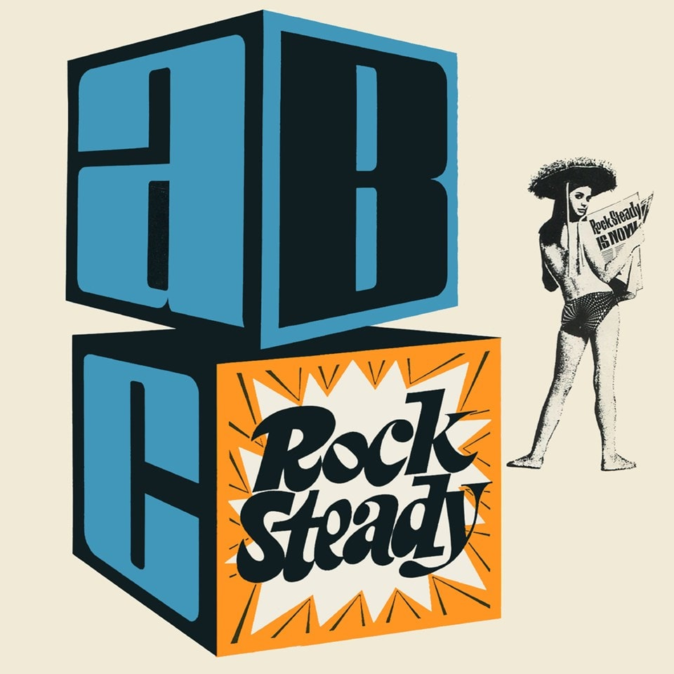 ABC Rocksteady - 1