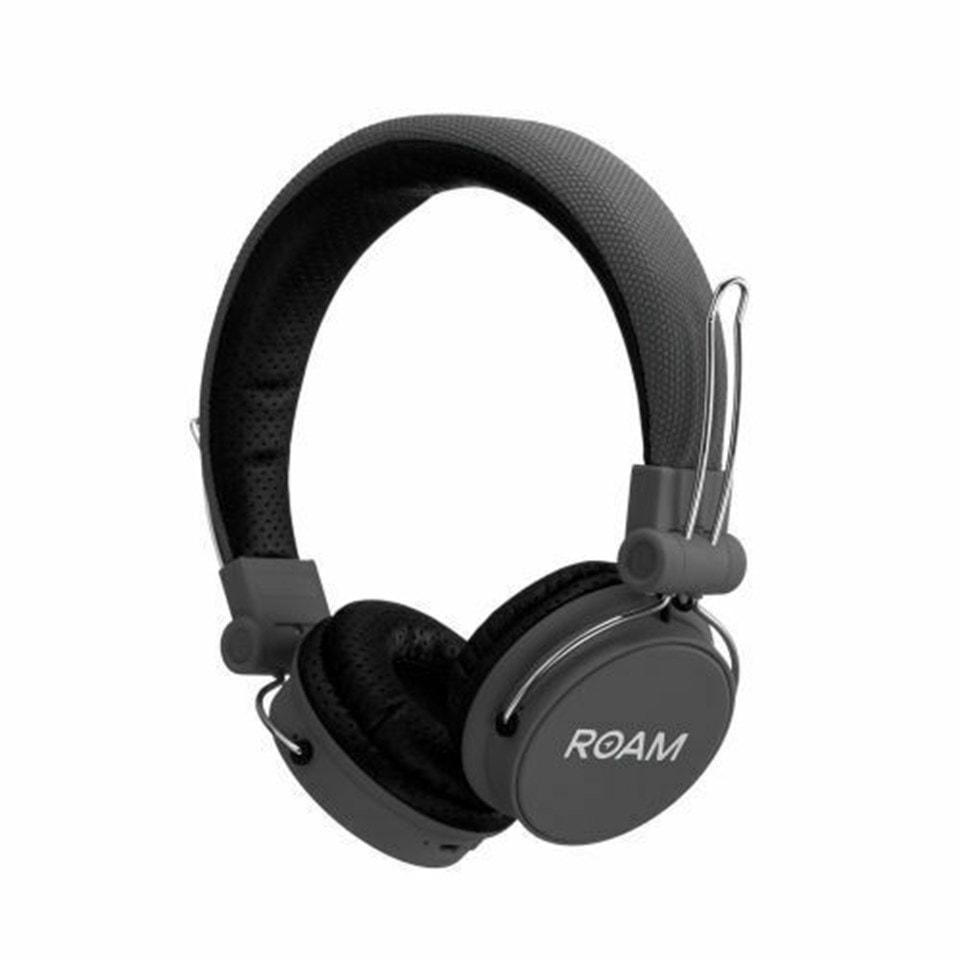 Journey Black Bluetooth Headphones - 1
