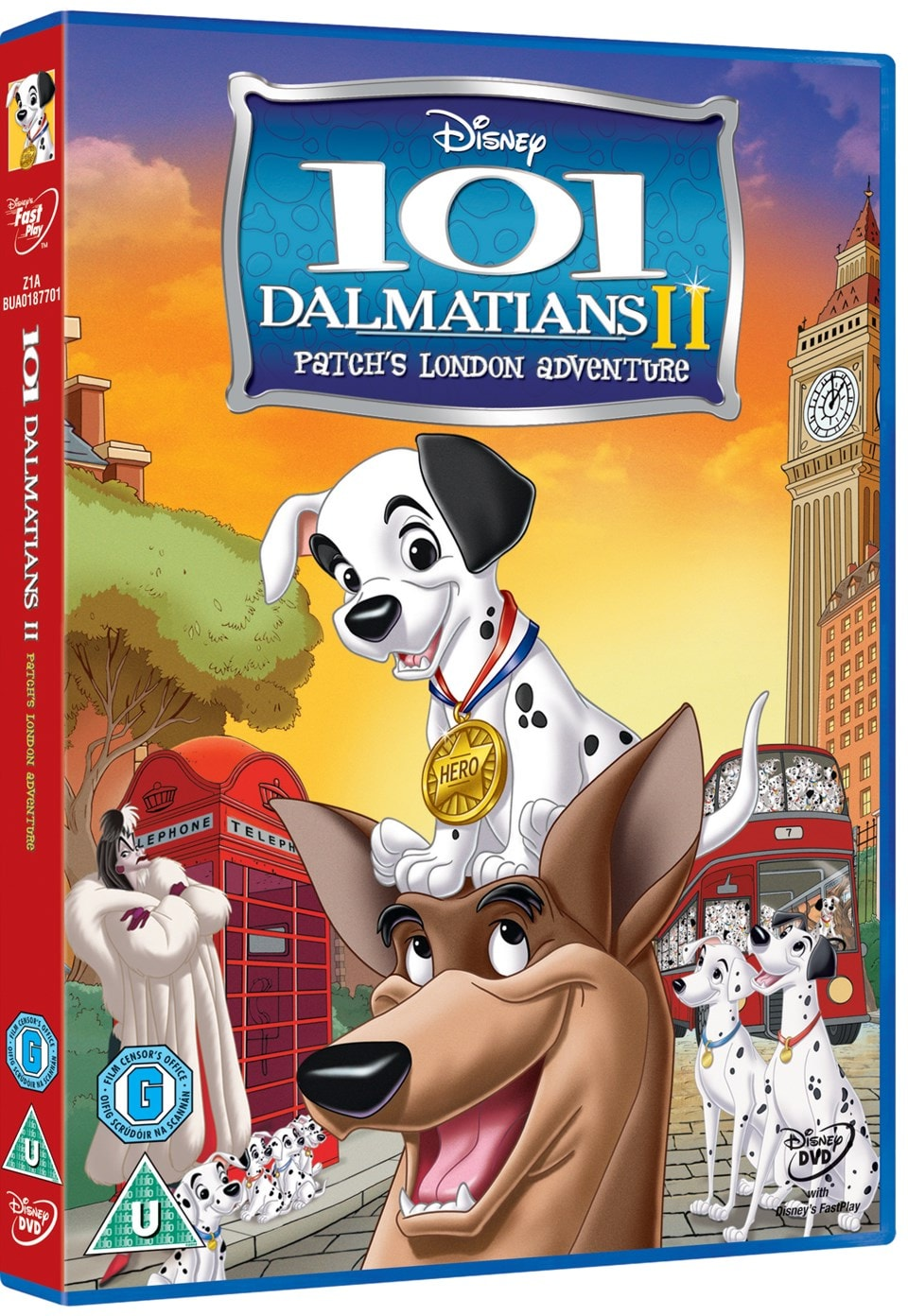 101 Dalmatians 2 - Patch's London Adventure - 2