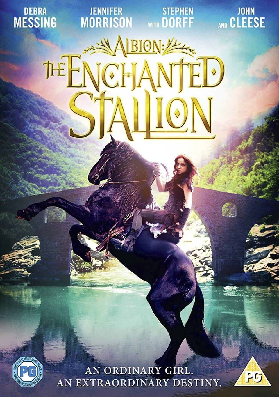Albion: The Enchanted Stallion - 1