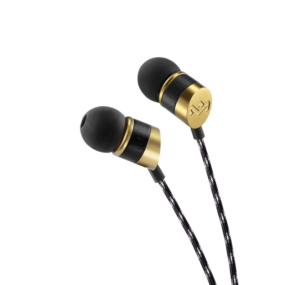 House Of Marley Uplift Grand Earphones W/Mic - 1