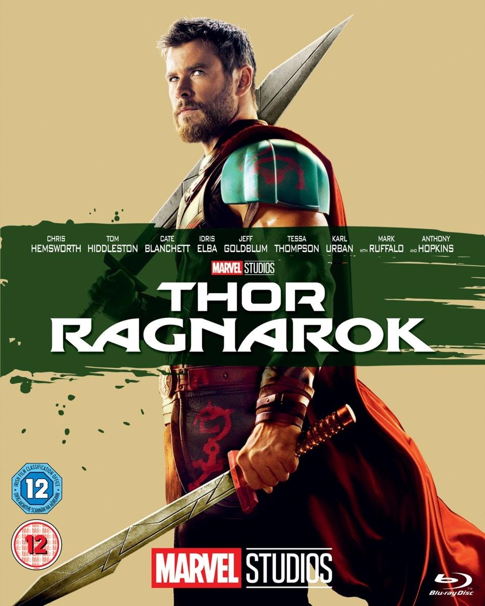 Thor: Ragnarok - 3