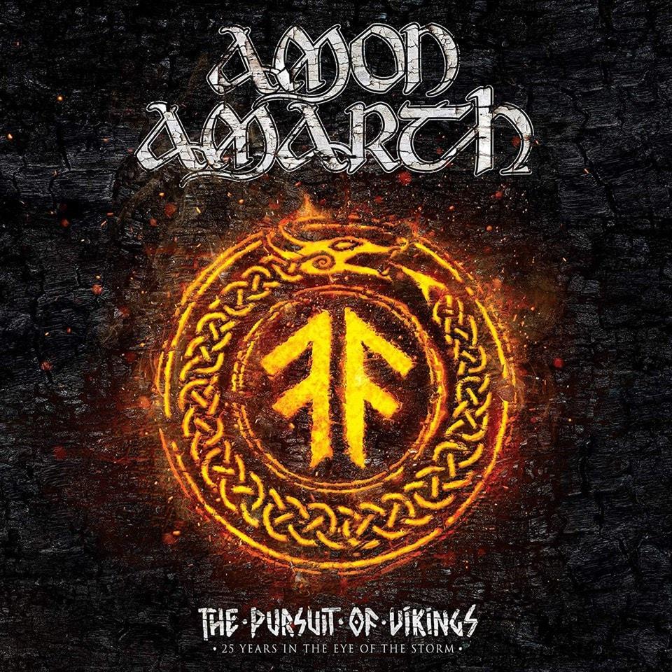 Amon Amarth: The Pursuit of Vikings - 25 Years ... - 1
