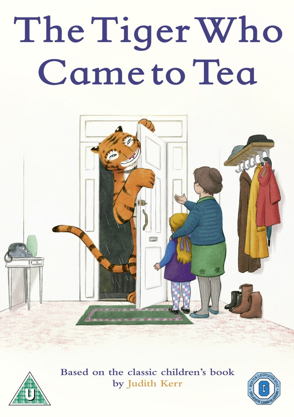 The Tiger Who Came to Tea - 1