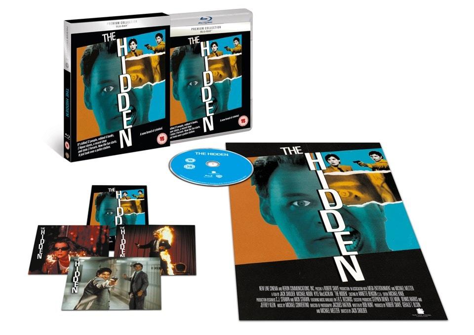 The Hidden (hmv Exclusive) - The Premium Collection - 3