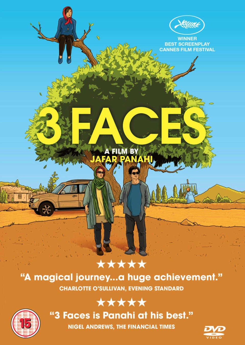 3 Faces - 1