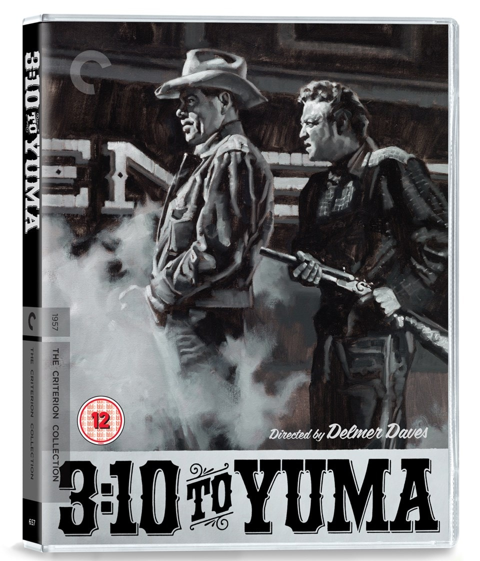 3:10 to Yuma - The Criterion Collection - 2