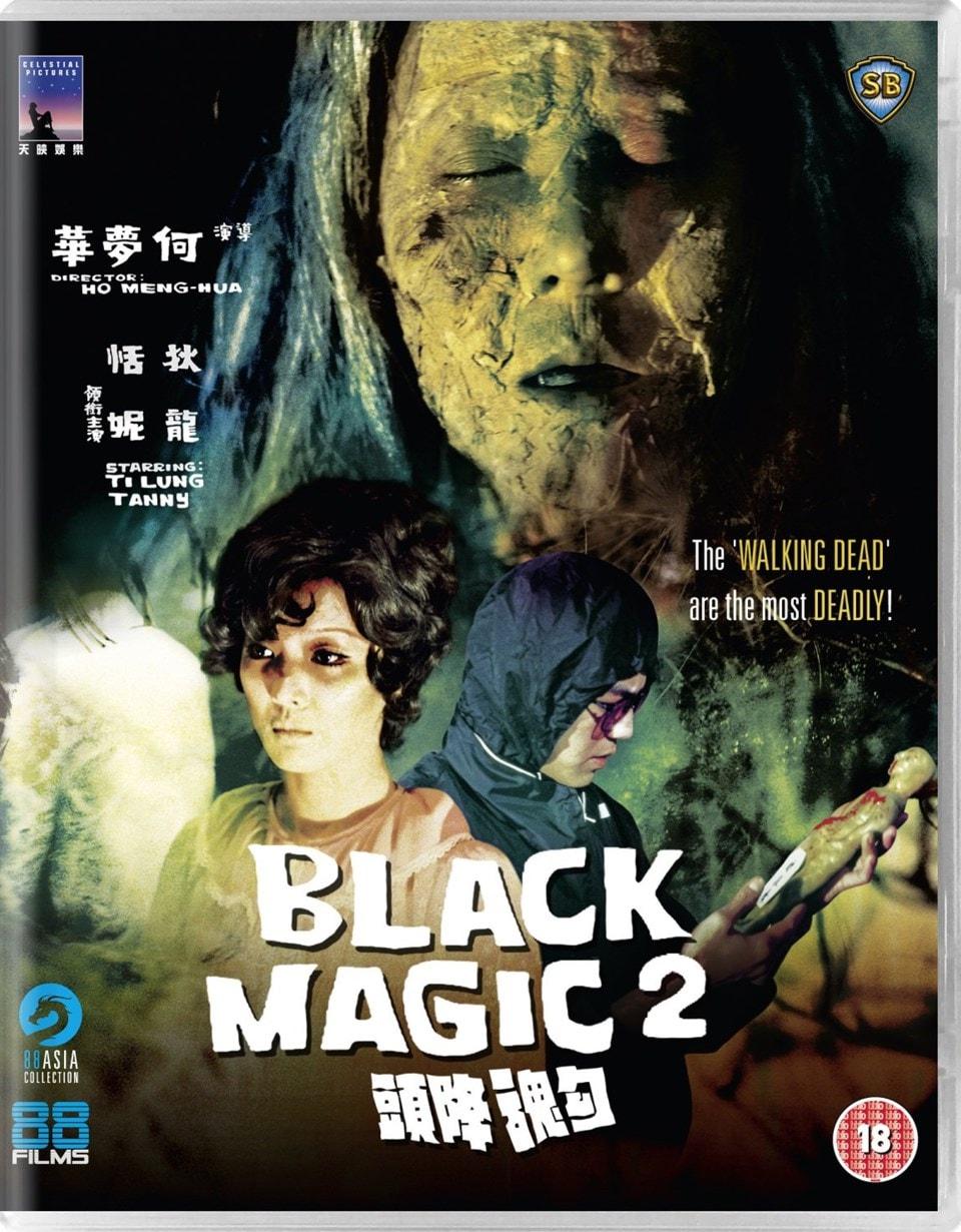 Black Magic 2 - 1