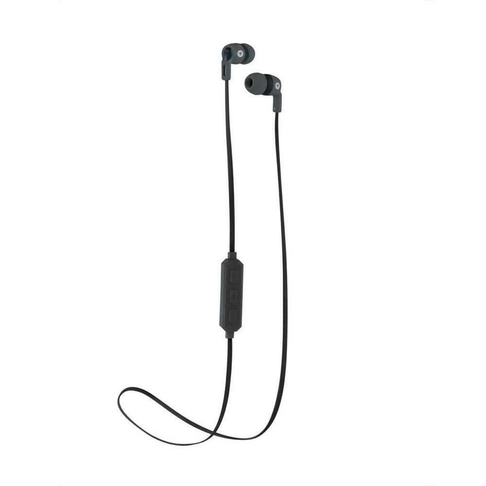 Journey Black Bluetooth Earphones - 1