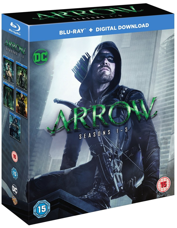 Arrow: Seasons 1-5 - 2