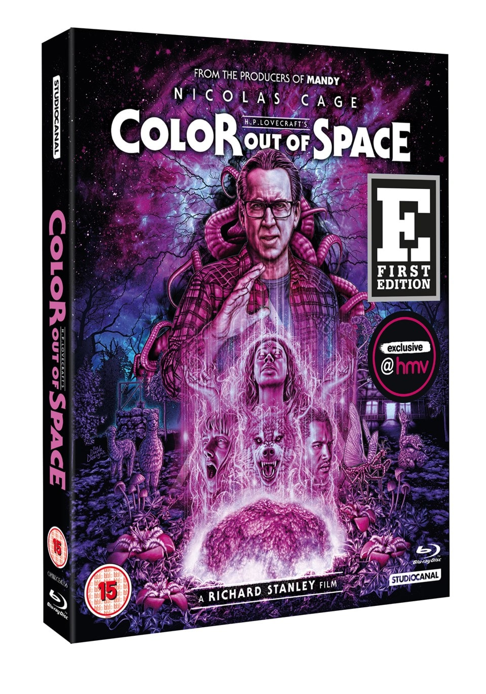 Color Out of Space (hmv Exclusive) - First Edition - 3