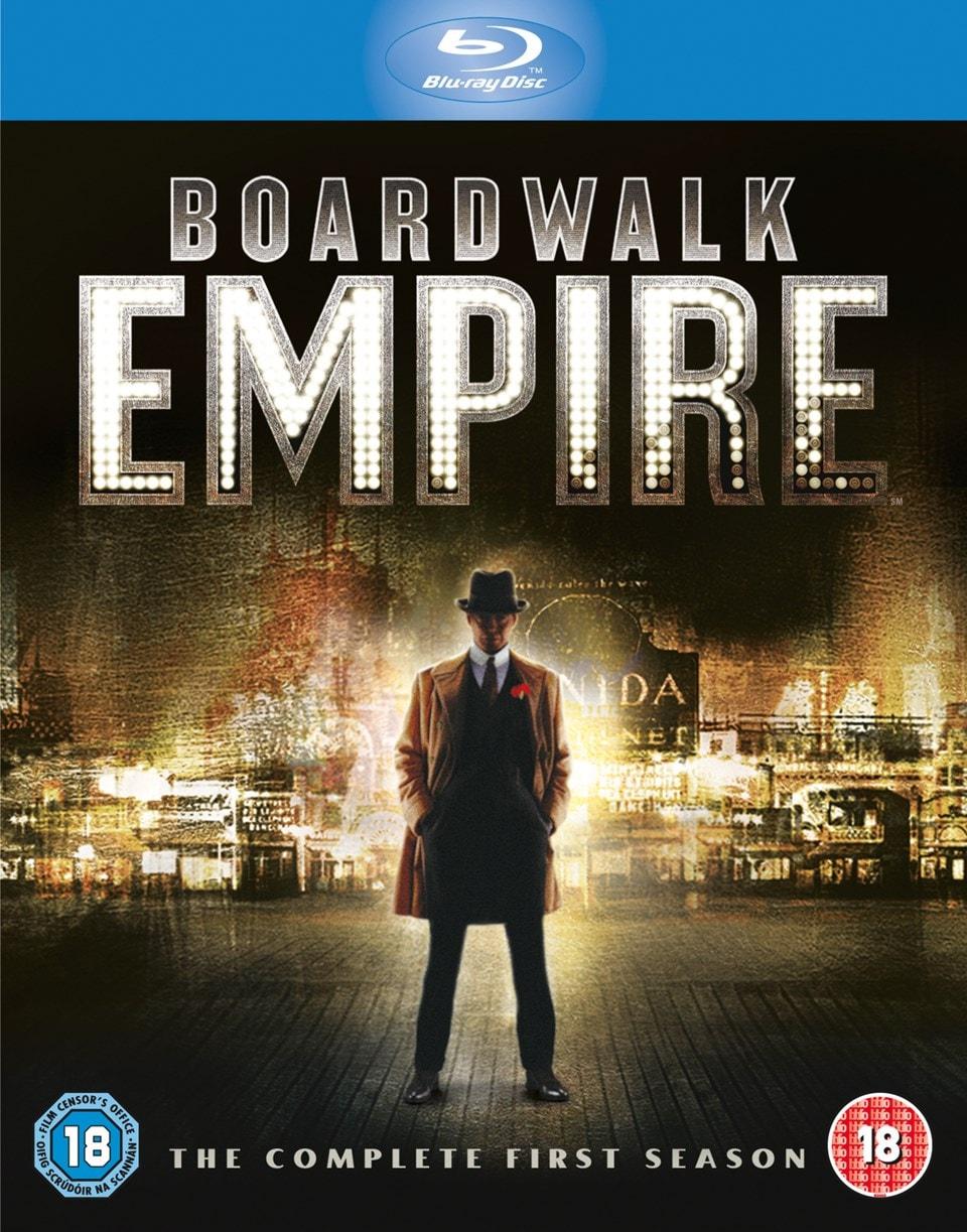 Boardwalk Empire: The Complete First Season - 1