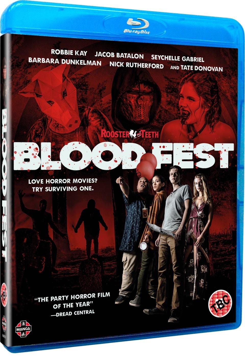 Blood Fest - 2
